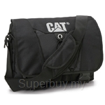 Caterpillar Massenger Small Bag Black Steel - CAT-80203-01