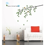 IR KoreaDeco Plant Series - Morning Tree (50cmx70cm)