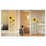IR KoreaDeco Plant Series - Sunflower (50cmx70cm)