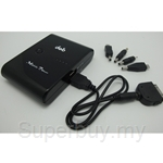 DOB Portable 12000mAh Power Bank - DOB-112-12000mAh