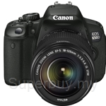 Canon EOS 650D Camera Kit II - EF-S18-135IS