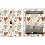 Stico iPad2 / New iPad Skin Romance - i0020
