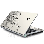 Stico Notebook Skin Bird Silhoutte - L0034