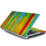 Stico Notebook Skin Color Wood - L0071