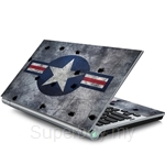 Stico Notebook Skin Captain America - L0083