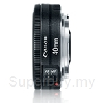 Canon Lens EF40mm F2.8 STM Standard and Medium Telephoto