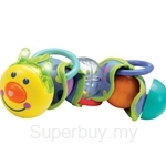 Early Star Baby Toy Wiggly Bug Rattle - SE4230