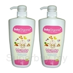 BabyOrganix Feeding Bottle Wash 800ml - BO03-03