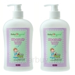 BabyOrganix Kids and Family Cucumber Top To Toe Cleanser 400ml - BO13-13