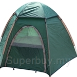 1506 4 PERSON HEXAGON TENT
