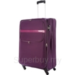 American Tourister DC Superlite II Spinner Exp Combi Purple