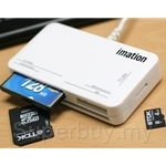 Imation Multi Flash Card Reader