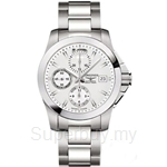 Longines Gents Conquest Automatic Chronograph Watch - L3.678.4.76.6