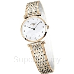 Longines Ladies La Grande Classique Quartz Watch - L4.209.1.87.7