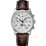 Longines Gents Master Collection Automatic Moon Phase Watch - L2.673.4.78.3