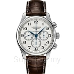 Longines Gents Master Collection Automatic Chronograph Watch - L2.693.4.78.3