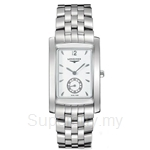 Longines Gents DolceVita Small Second Quartz Watch - L5.655.4.16.6