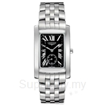 Longines Gents DolceVita Small Second Quartz Watch - L5.655.4.79.6