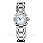 Longines Ladies PrimaLuna Quartz Diamonds Watch - L8.110.4.87.6