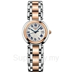 Longines Ladies PrimaLuna Quartz Watch - L8.110.5.78.6