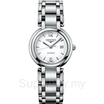 Longines Ladies PrimaLuna Automatic Watch - L8.113.4.16.6