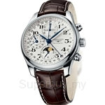 Longines Gents Master Collection Automatic Moon Phase Watch - L2.773.4.78.3