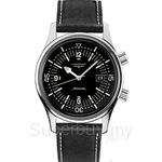 Longines Gents Heritage Collection Legend Diver Automatic Watch - L2.751.4.53.4