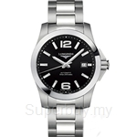 Longines Gents Conquest Automatic Watch - L3.677.4.56.6