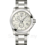 Longines Gents Conquest Quartz Chronograph Watch - L3.660.4.76.6