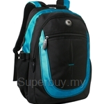 Bagman Laptop Bag (Blue/Black) SW02-075LAP