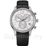 Calvin Klein Men's Gravitation Chronograph Watch # K9814220