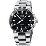 Oris Aquis Date Automatic Men's Watch - 73376534154MB
