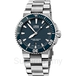 Oris Aquis Date Automatic Men's Watch - 73376534155MB