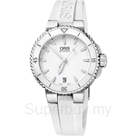 Oris Aquis Date Automatic Womens Watch - 73376524156RS