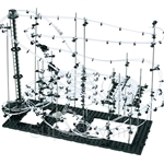 SpaceRail (Level 8) - Spacewarp Rollercoaster Model Kit 40,000mm Rail