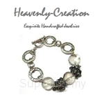 Heavenly Creation Chain Bracelet with Twist (299CB)