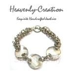 Heavenly Creation Chain Bracelet - Byzantine (292CB/2)