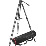 Manfrotto Video Kit - 701HDV Head with MVT502AM Video Tripod + Sacca Bag - 701HDV-MVT502AM