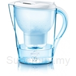 BRITA 3.5L Marella XL White Water Filter Jug