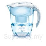 BRITA 3.5L Elemaris XL White Water Filter Jug