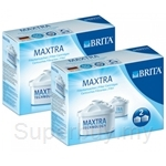 BRITA MAXTRA Filter Cartridge Pack 2 X 2