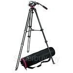 Manfrotto Pro Video Kit MVH502A Head and Mvt502Am Tripod - MVK502AM