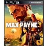 Max Payne 3 R1 PS3 Game