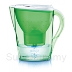 BRITA 2.4L Water Filter Jug - Marella Cool Limited Edition Jungle Green