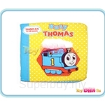Lala Baby Soft Book Busy Thomas