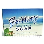 Brittany Sea Salt Soap No SLS 150g - 26-004