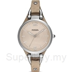Fossil Women's Georgia Sand Leather Watch - ES2830