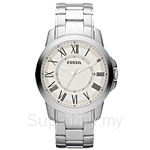 Fossil Men's Grant Stainless Steel Watch - FS4734
