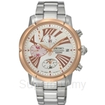 Seiko SNDY06P1 Ladies Criteria Chronograph Watch