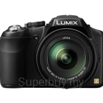 Panasonic  Lumix 12.1 Megapixel Digital Camera - DMC-FZ200K FOC 8GB SD card + Case